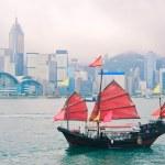 Hong Kong landmarks — Stock Photo #29416743