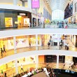 Stock Photo: MarinBay shopping mall