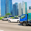 Singapore traffic — Stock Photo #33447103