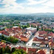 Ljubljana cityscape — Stock Photo