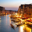 Twilight in Venice — Stock Photo