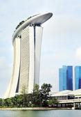Skyline de Singapour — Photo