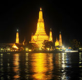 Wat Arun Temple, Bangkok — Stock Photo