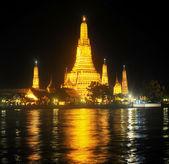Wat Arun Temple, Bangkok — Stok fotoğraf