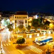 Cannes at night — Foto Stock
