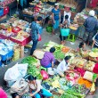 Bali market — Stock Photo