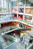Shopping mall at Marina Bay — Stock Photo