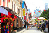 Singapore Chinatown — Stock Photo