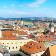 Brno skyline — Stock Photo
