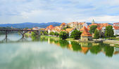 Maribor , Slovenia — Stock Photo