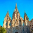 Barcelona Cathedral — Stock Photo