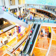 Marina Bay shopping mall — Stok fotoğraf