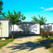 Mobile homes — Stock Photo #36775407