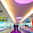 Stock Photo: Changi International Airport