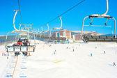 Carpathians ski resort — Stockfoto