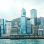 Hong Kong business center — Stock Photo #37821135