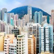 Stock Photo: Density Hong Kong