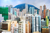 Density Hong Kong — Stock Photo