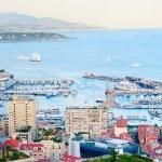 Port of Monako — Stock Photo