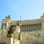 Постер, плакат: Victor Emanuel II monument in Rome