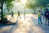 Rizal Park — Stock Photo