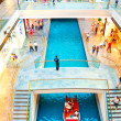 Marina Bay shopping mall — ストック写真