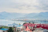 Batumi port — Stockfoto