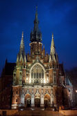 St.Joseph Church in Krakow — 图库照片