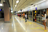 Bangkok subway — Stock Photo
