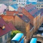 Funicular in Zagreb — Stock Photo #45534939