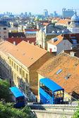 Zagreb Funicular — Stock Photo