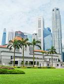 シンガポールの議会 — ストック写真