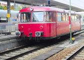 Old German train — Foto de Stock