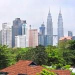 Kuala Lumpur skyline — Stock Photo #48209093