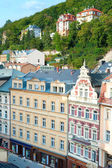 Karlovy Vary Old Town — Stock Photo
