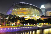 Esplanade Theatres, Singapore — Stock Photo