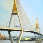 Industrial Ring Road Bridge — Stock Photo #49895739