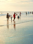 Bali beach — Stock Photo