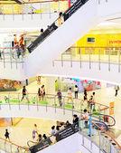 Central World shopping plaza — Stock fotografie