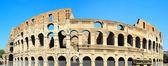 Famous Coliseum in Rome — Stock Photo