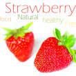 Strawberry — Foto de stock #12580246