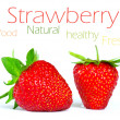 Stock Photo: Strawberry