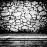 Wall and floor closeup — Stock Photo