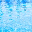Pool water — Stock Photo