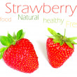 Strawberry — Foto de stock #12743126