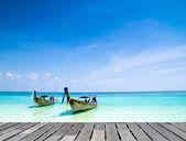 Tropisk strand — Stockfoto