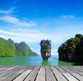 Island — Stock Photo