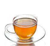 Tee in der tasse — Stockfoto
