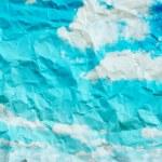 Retro cloudy sky — Stock Photo #13520911