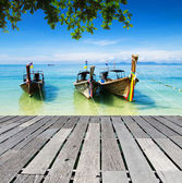 Sea Thailand — Stock Photo